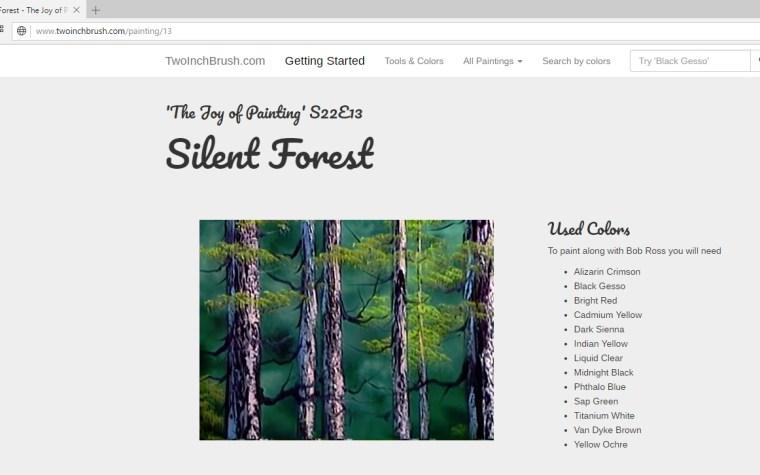 Silent Forest_Original.jpg
