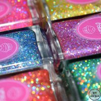 Swatch & Review | Cupcake Polish Candyland Collection