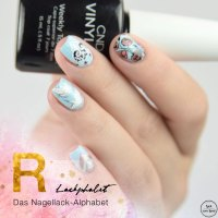 LACKphabet | R wie Reverse Stamping