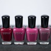 Swatch & Review | ZOYA Sophisticates Herbstkollektion Teil 1