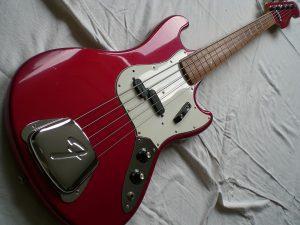 Fender Bass V, no es un ERB