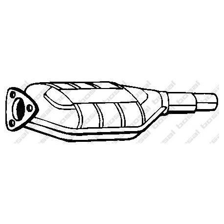 Katalyzátor BOSAL 099-194