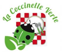 Logo de la coccinelle verte