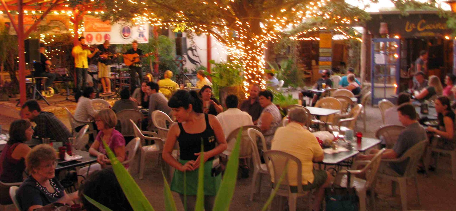 La Cocina  Downtown Tucson Restaurant Bar and Live Music