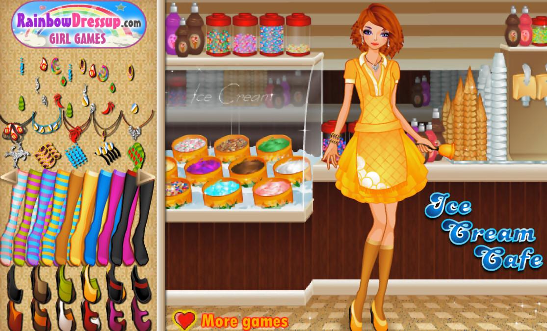 Juego de vestir a la muchacha heladera  La cocina de Bender