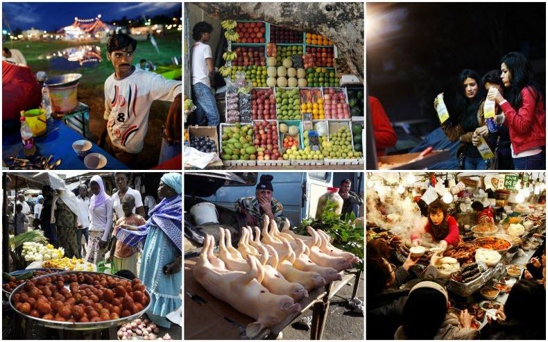 La cultura de la comida en la calle  La cocina de Bender