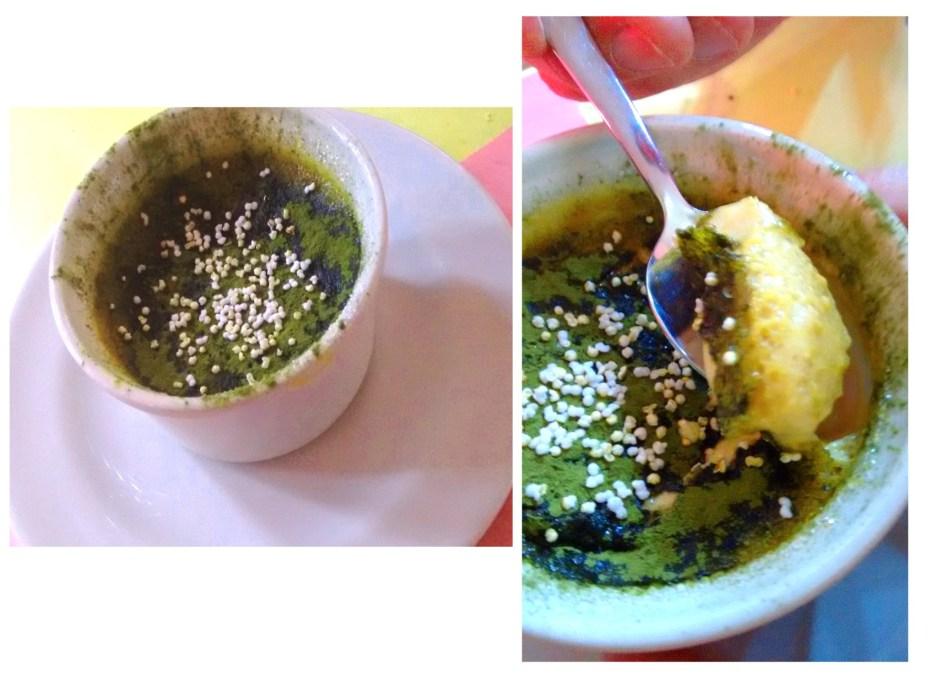 Restaurante Sant Just Bogota - Creme Brulee