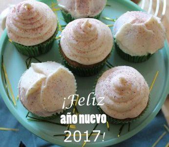 Cupcakes de Maíz morado