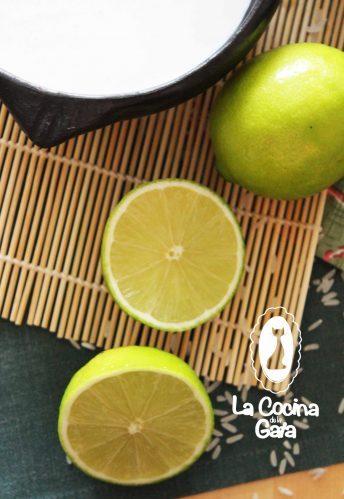 ¡Limas y Coco, delicia terrenal!