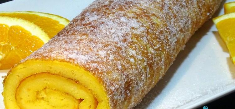 Tronco de Naranja a la Portuguesa (Torta de naranja)