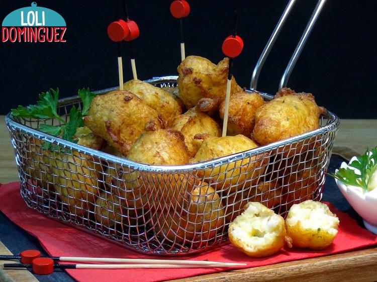 Buñuelos de Bacalao, receta tradicional y perfecta para Semana Santa o Cuaresma