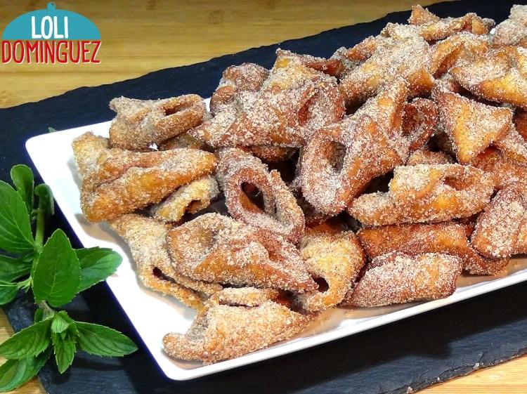 Pestiños tradicionales de Semana Santa, Carnaval y Navidad. Fáciles y deliciosos, es una receta que no puede faltar en estas fechas señaladas
