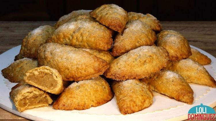 """DULCES DE BONIATO (BATATA, CAMOTE O PATATA DULCE) - PASTISSETS DE MONIATO. Los famosos pastelitos de boniato Valencianos; Receta típica Valenciana, los """"Pastelitos de boniato"""" o """"Pastissets de moniato"""" (su nombre en Valenciano) son unos dulces muy fáciles de hacer, con un sabor y una textura riquísima"""