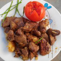 Higaditos de pollo con sabor a sierra