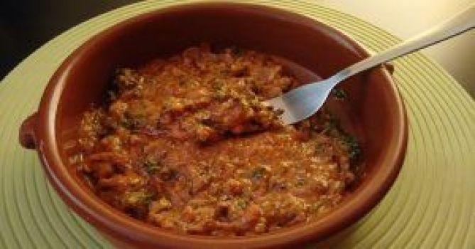 Pulpitos en salsa