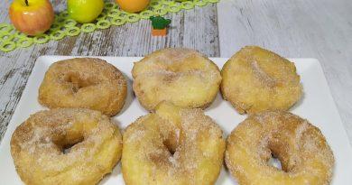 rosquillas sin gluten fritas