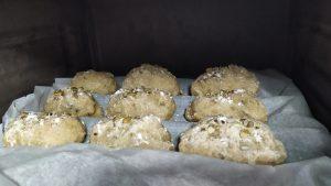receta de pan sin gluten