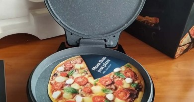 HORNO GRILL PARA PIZZA FUN PIZZA&CO