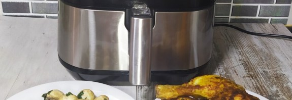 freidora de aire prosenic t21 recetas para freidoras de aire