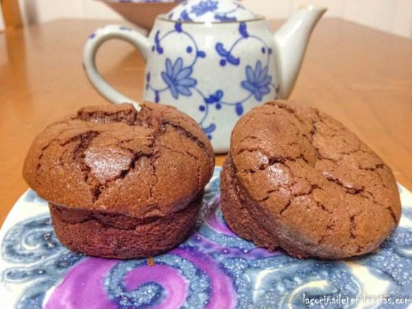 bizchochitos de chocolate