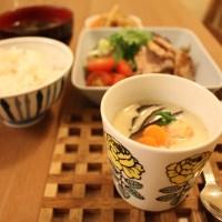 Chawanmushi es una sopa de huevo cuajado
