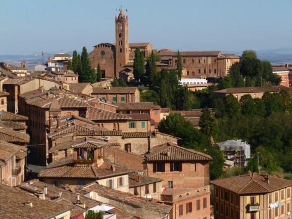 Vista de Siena