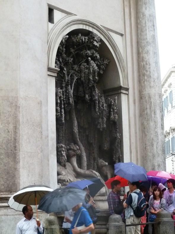 Le quattro fontane