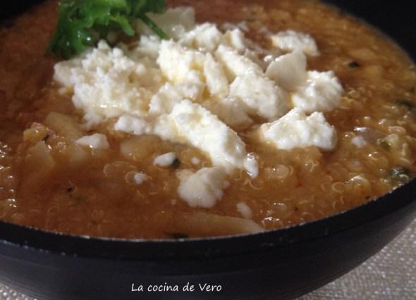 sopa ecuatoriana
