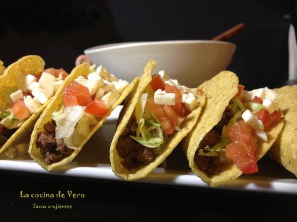 Tacos crujientes_La cocina de Vero