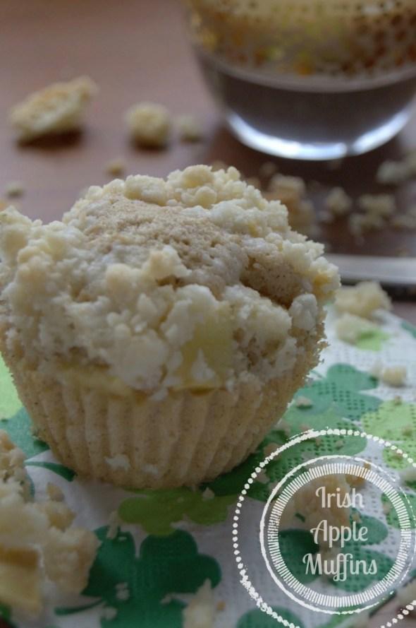 Irish Apple Muffins - La cocina de Vero