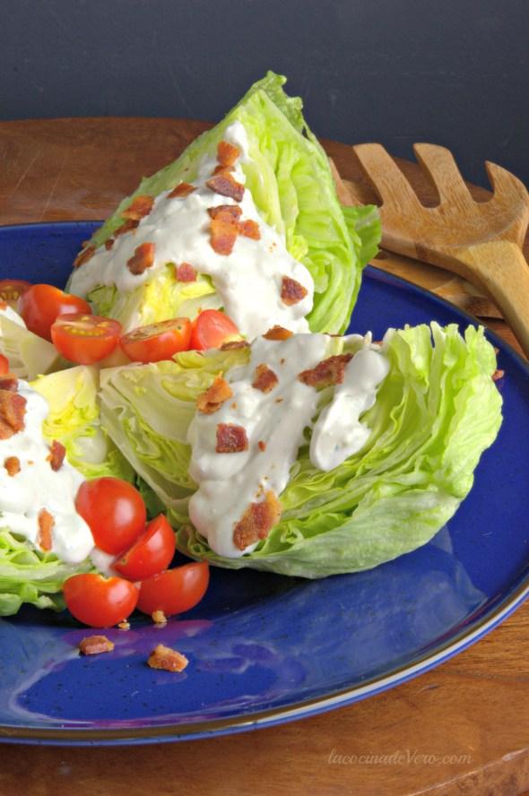 ensalada wedge