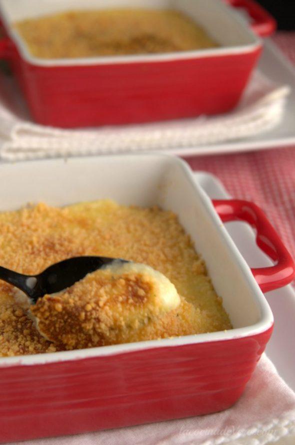 polenta al parmesano
