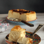 Cheesecake light de ricotta