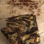 Fudgy Brownie de almendras