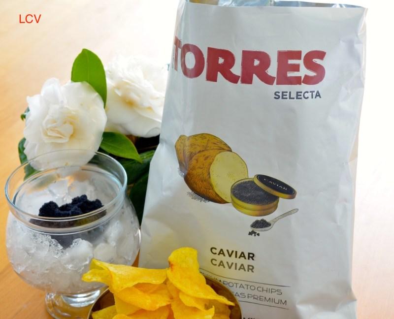 patatas caviar