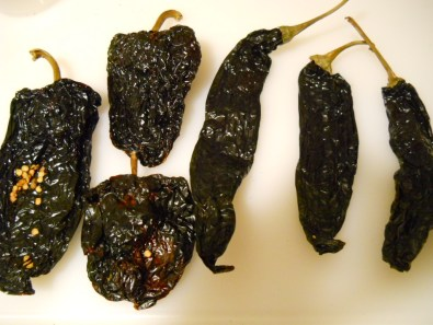 Chile Ancho and Chile Mulato