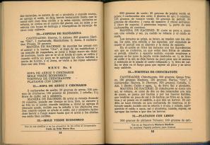 Enero (31 Menus) by Josefina Velázquez de León. UTSA Libraries Special Collections.