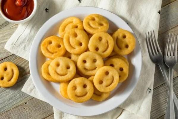 Patata smiley - La Cocina Latina