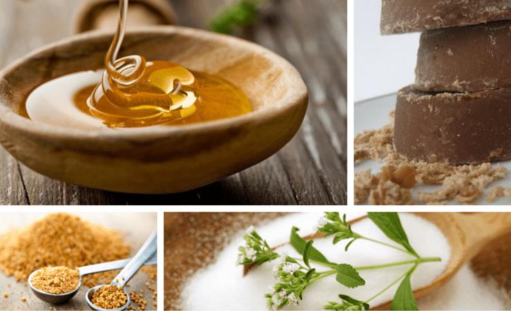 El azúcar en la cocina ortomolecular