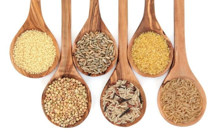 cómo cocinar los cereales en grano