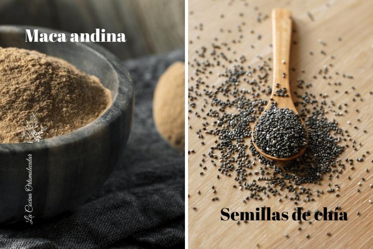 Crema de calabaza, maca y chía - La Cocina Ortomolecular