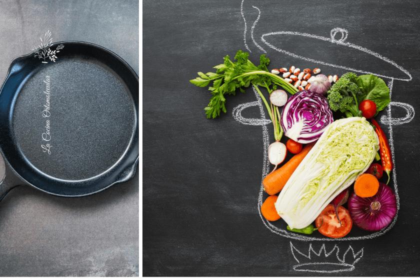 La cocción - La Cocina Ortomolecular