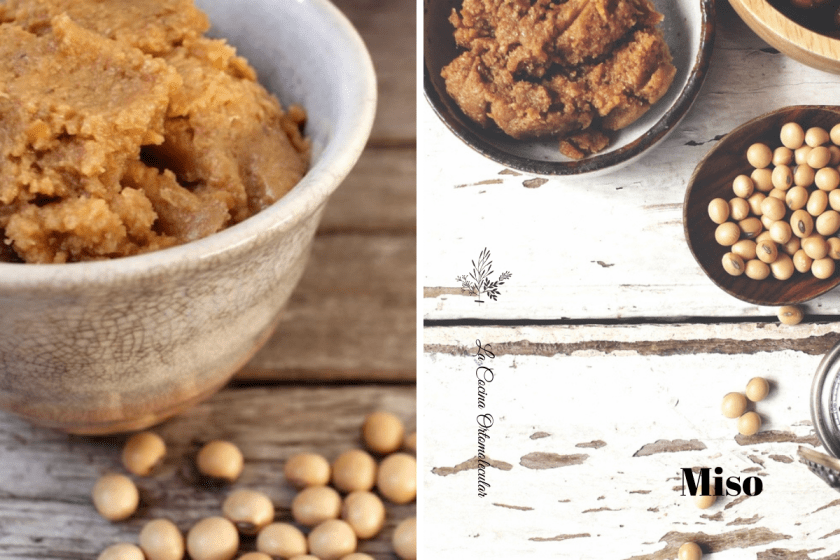 Sopa clásica de miso - La Cocina Ortomolecular