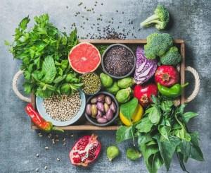 Ingredientes de la cocina ortomolecular