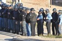 desalojo asentamiento nequen policia