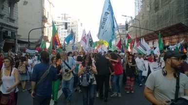 Marcha #FueraOMC