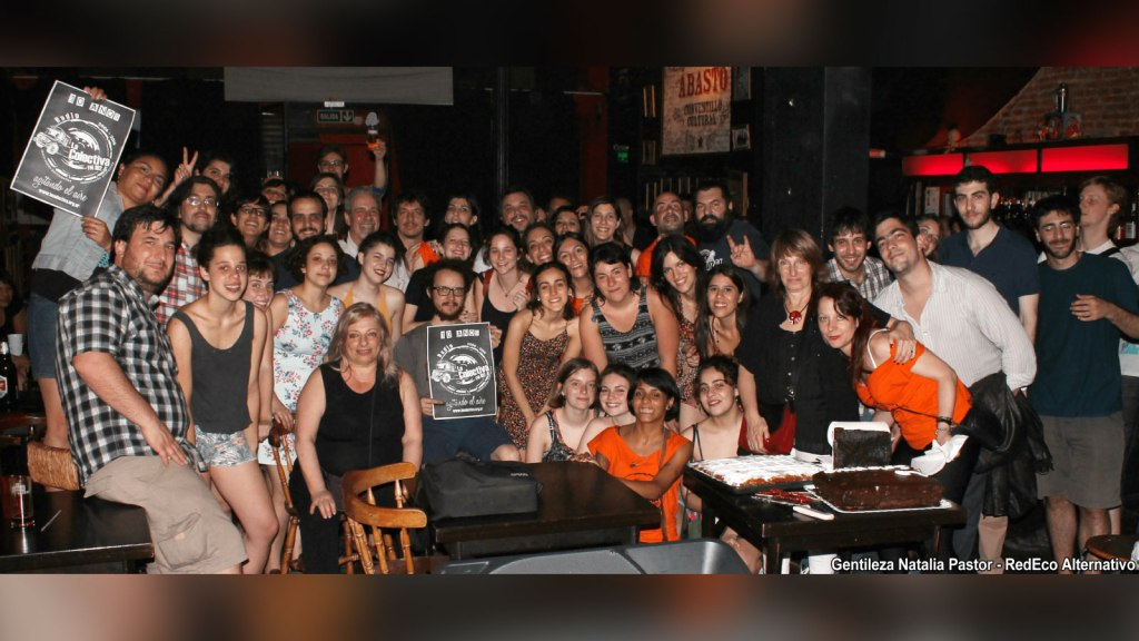 La Colectiva 10 Años Grupal