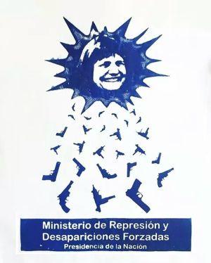 ministerio de represion COLECTIVO CONURBANO