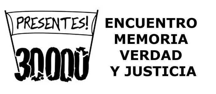 Encuentro Memoria Verdad y Justicia
