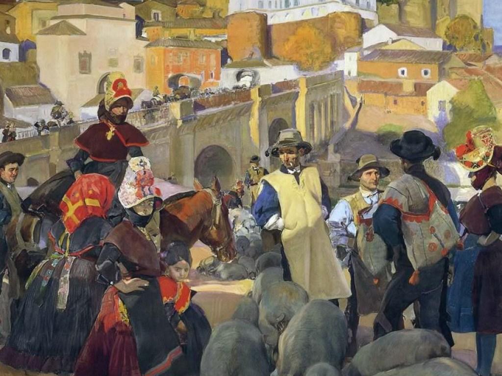 12ElmercadoExtremadura1917